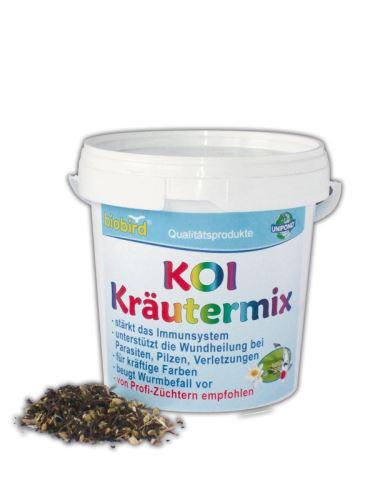 prípravok pre jazierko koi kräautermix