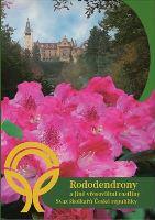 """Kniha - """"Rododendrony a jiné vřesovištní rostliny"""""""