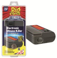 Big Cheese Ultra Power Electronic Mouse Killer