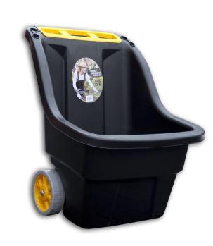 Vozík záhradný - SOLID GO - multifunkčný - plastový- BRADAS