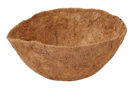 Miska kokosová - VERDEMAX - pre závesný kôš na rastliny - priemer 30 cm