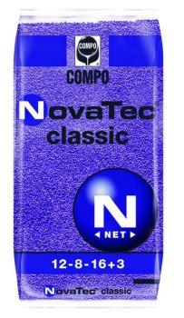 Hnojivo granulov. - COMPO - NovaTec classic - 25 kg