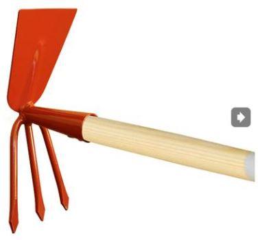 Motyčka - BIG MPM - kombinovaná - 7 cm - drevená lakovaná násada