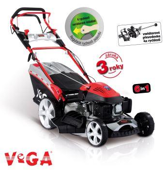 Kosačka - Vega 525 4SXH 6in1- V-GARDEN