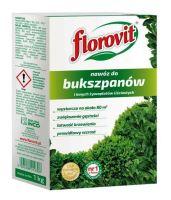 Hnojivo granulov. - FLOROVIT - buxus a živé ploty - 1,0 kg box