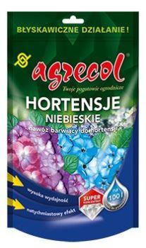 Kryštalické vodorozpustné hnojivo 250 g-modré hortenzie- AGRECOL
