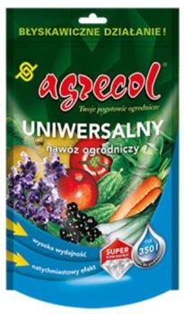 Kryštalické vodorozpustné hnojivo 350 g-univerzálne - AGRECOL