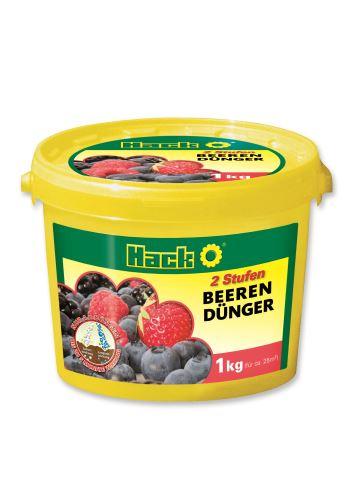 hnojivo hack drobné ovocie 5m 1 kg
