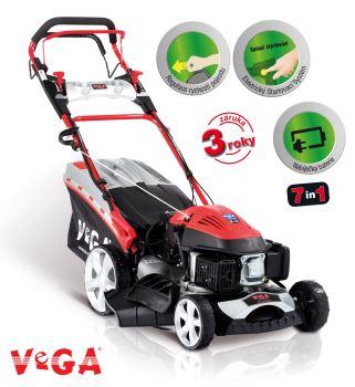 Kosačka - Vega 485 SXHE 7in1- V-GARDEN