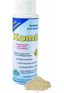Prípravok pre jazierko - KOMBI - 500 g (max 10 000 m3 vody)- WEITZ