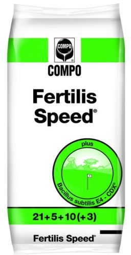 hnojivo compo fertilis speed 25 kg
