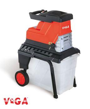 Drvič konárov - valcový s boxom VeGA LSG2812- V-GARDEN