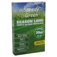 Speedy Green Season Long Triple action Fertiliser 1.200 g