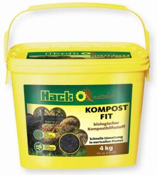 Urýchľovač kompostu - HACK Kompost Fit - 4 kg vedro