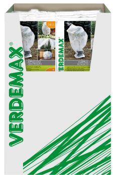 Ochranná textília - návlek - biela 17g/m2, 1,6x10, paper box 55ks