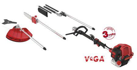 Krovinorez - benzínový - Vega BCM520 multi 4in1- V-GARDEN