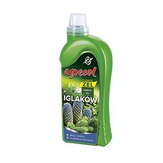Hnojivo gélové - AGRECOL - ihličnany - 1 l