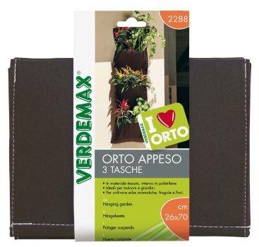 Nádoba na pestovanie - VERDEMAX - Hanging Garden - Vertikálna záhrada