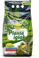 Hnojivo granulov. - PLANTA - ihličnany - 5,0 kg vrecko