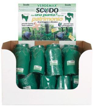 Ochrana kmeňov rastlín - VERDEMAX - pri kosení krovinorezom - SCUDO - 2 ks