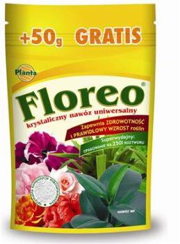Hnojivo kryštalické - PLANTA - Floreo - univerzálne - 250 g + 50 g ZDARMA