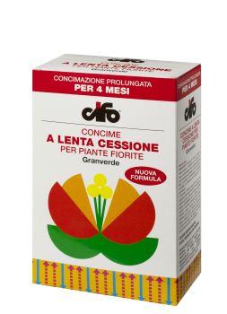 Hnojivo - granulované - CIFO Granverde L.C. FLOWERING 16-10-18+2Mg - 1 kg