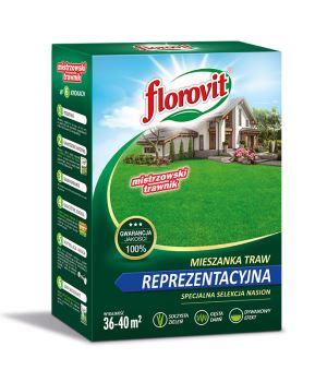 Trávne osivo - FLOROVIT - Grass Mix Representative - 0,9 kg