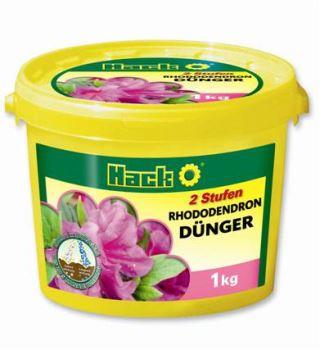 Hnojivo granulov. - HACK - rododendrony - dlhodobé 5M - 1 kg vedro