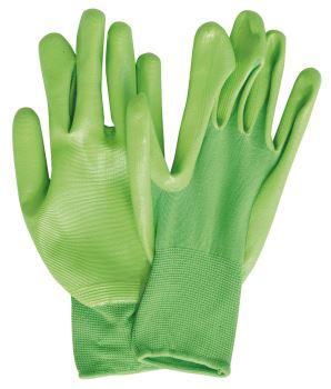 Rukavice pracovné - VERDEMAX - Green, M