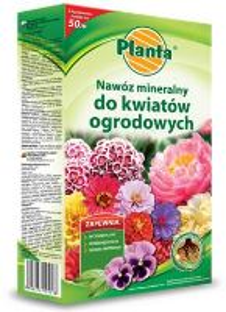 Hnojivo granulov. - PLANTA - záhradné kvetiny - 1,0 kg