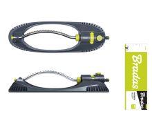 Zavlažovač oscilačný / preklápací - 17 mosadzných trysiek - BRADAS