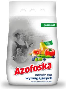 Hnojivo granulované - FLOROVIT Azofoska - 5 kg