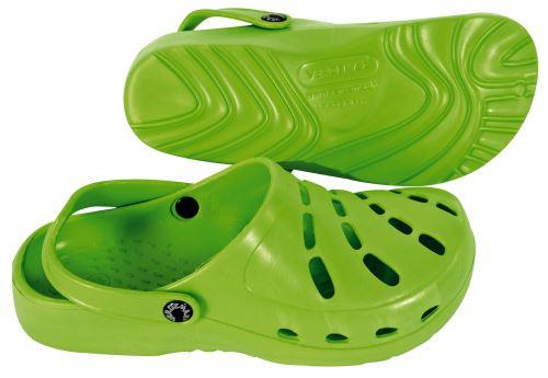 obuv relaxačná limetová