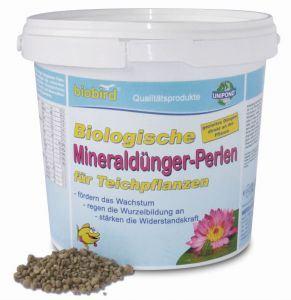 prípravok pre jazierko mineral duenger perlen 2,2 kg