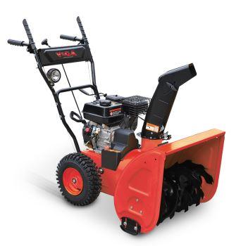 Snehová fréza - motorová dvojstupňová - VeGA 651e - elektrické štartovanie- V-GARDEN