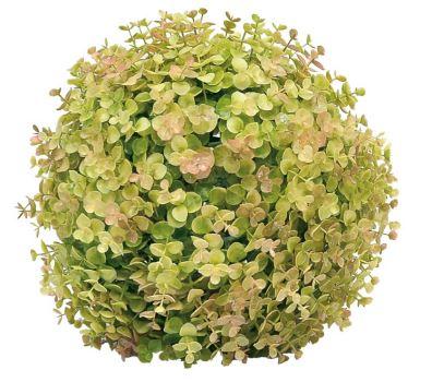 Umelá rastlina - Eucalyptus guľa - VERDEMAX -  priemer 33 cm