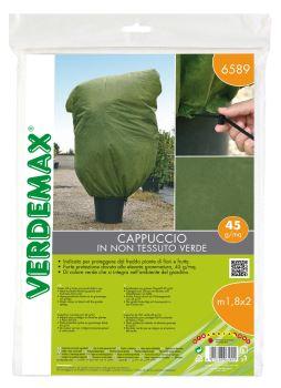 Ochranná textília - návlek na rastliny - 45g/m2, zelená, 1,8 x 2,0 m