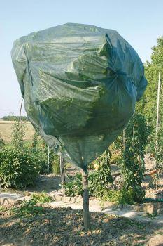 Ochranná textília - VERDEMAX - návlek zelený -  17 gr/sqm m 1,6x10