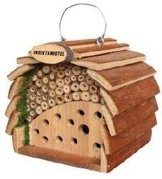 Hotel - pre hmyz - lienky a včely - GARDIGO -  Insect Hotel