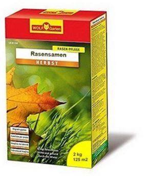 Trávne osivo - WOLF LK-S 125 jesenné trávne osivo (125 m2)