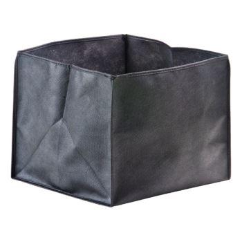 Košík pre vodné rastliny - štvorcový, skladací - D18 x Š18 x V18 cm - 2 ks