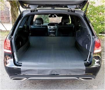 Ochrana batožinového priestoru a nárazníka vozidla - GARDENER´S MATE