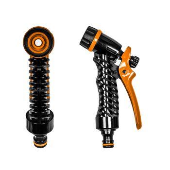 Pištoľ zavlažovacia - BRADAS - s plynulým nastavením vodného prúdu