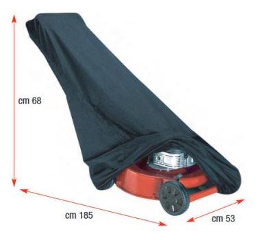 Ochranný návlek na kosačku - RS 53 nylon.návlek do 53 cm- VALGARDEN