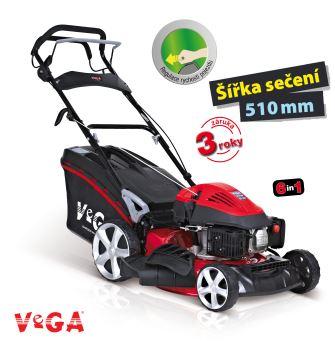 Kosačka - Vega 51 HWXV 6in1- V-GARDEN