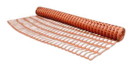 Sieť ochranná - BARRIER NET - HDPE 100g/m2 - 1 x 30 m - BRADAS