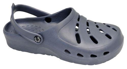 obuv relaxačná sivá