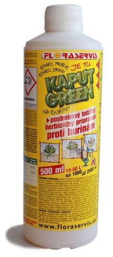 herbicíd totálny kaput green 500 ml