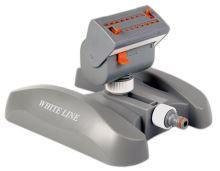 Zavlažovač oscilačný / preklápací - WHITE LINE - nastaviteľný- BRADAS