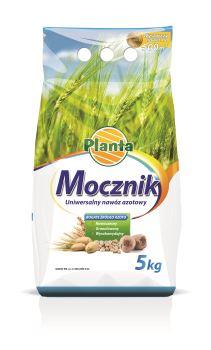 Hnojivo granulov. - PLANTA - močovina 46% - 5,0 kg